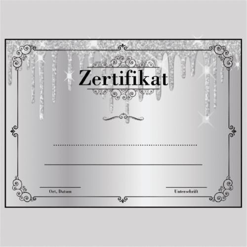 Zertifikat Hamburg