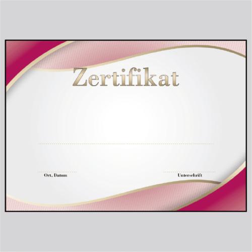 Zertifikat Karlsruhe