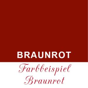 Braunrot