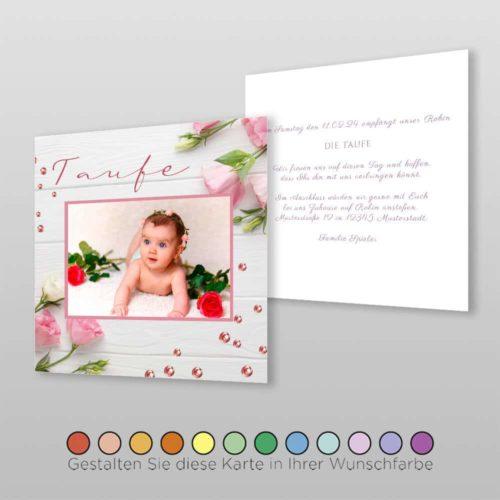 Babytaufkarte Dunya (2)