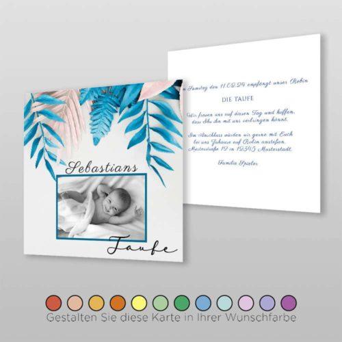 Babytaufkarte Lindi (1)