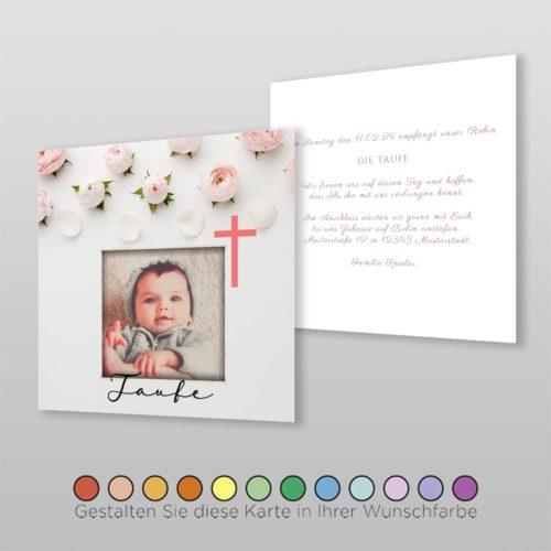 Babytaufkarte Lynn (1)