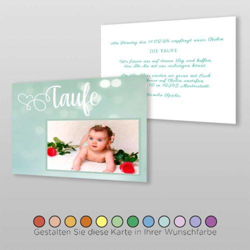 Babytaufkarte Valene (2)