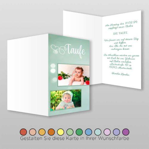 Babytaufkarte Valene (3)