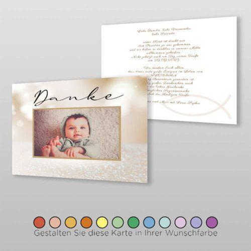 Danksagungskarte Taufe Dolores (1)