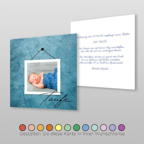 Babytaufkarte Duncan (2)