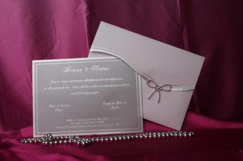 Einladungskarte Benoite 01