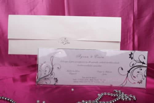 Einladungskarte Berit