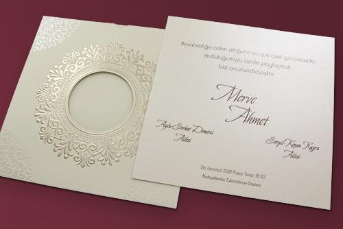 Einladungskarte Clarissa 03