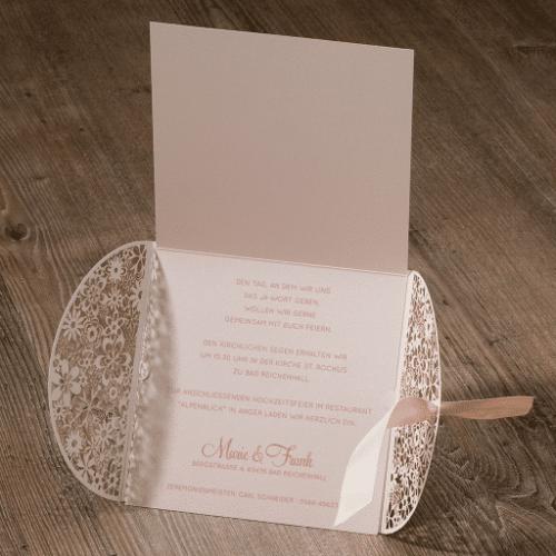 Einladungskarte Francessca 02