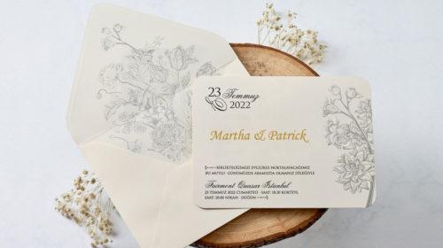 Einladungskarte Hana 01