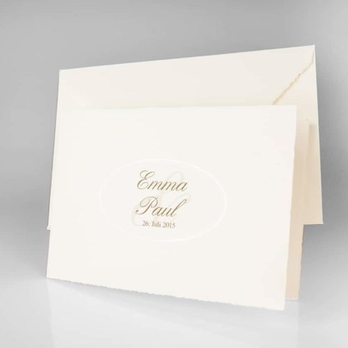 Einladungskarte Josefina 01