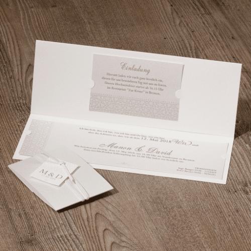 Einladungskarte Marlin 02
