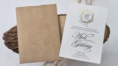 Einladungskarte Popi
