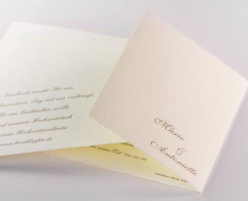 Einladungskarte Rima 02