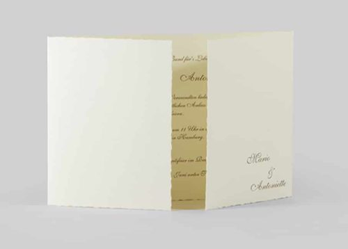 Einladungskarte Rima 04