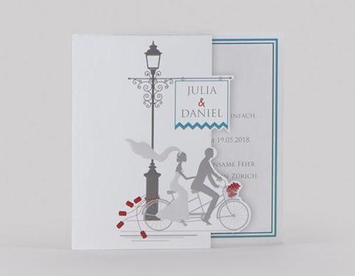 Einladungskarte Romina 01