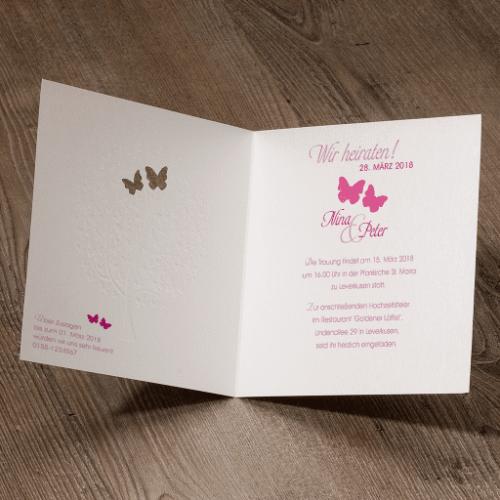 Einladungskarte Vicki 02