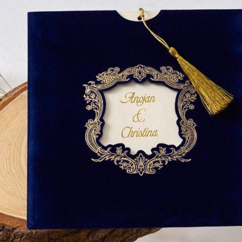 Hochzeitskarte Abey 02