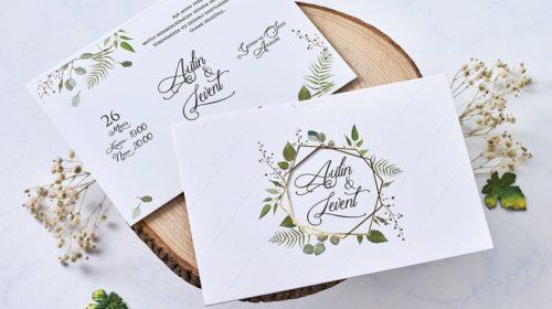 Hochzeitskarte Abina 01