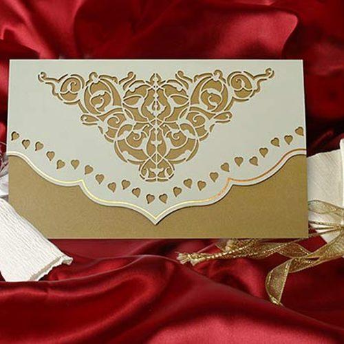 Hochzeitskarte Aria 01