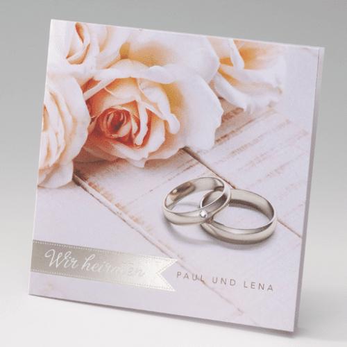 Hochzeitskarte Ariela 01