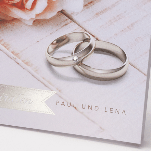 Hochzeitskarte Ariela 02