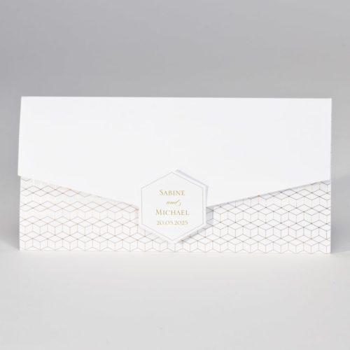 Hochzeitskarte Bessie 01