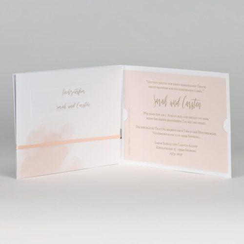 Hochzeitskarte Birgit 02