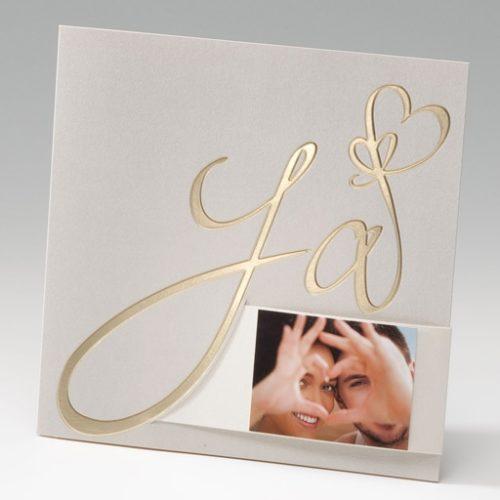 Hochzeitskarte Cady