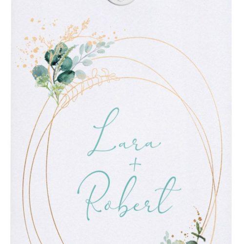Hochzeitskarte Cathy 01