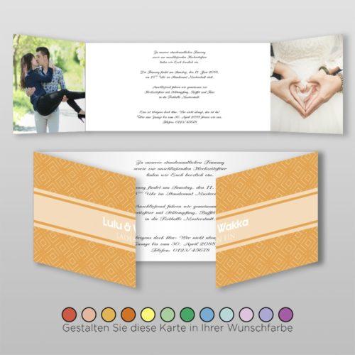 Hochzeitskarte D-6S Alexa 02
