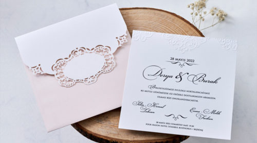 Hochzeitskarte Dinah 01