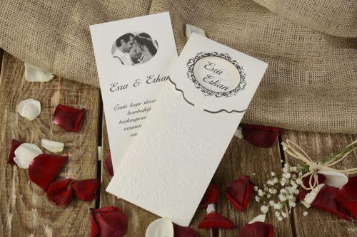 Hochzeitskarte Faith