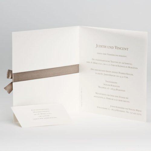 Hochzeitskarte Filia 02