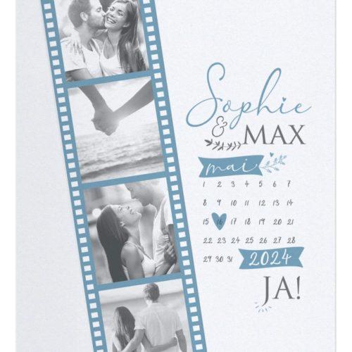 Hochzeitskarte Foto 01