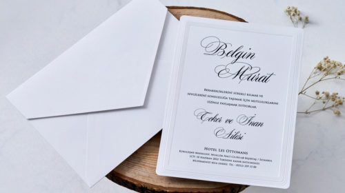 Hochzeitskarte Gerhardine 01