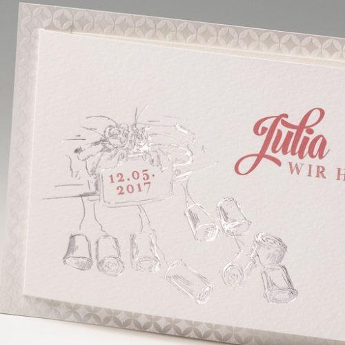 Hochzeitskarte Gracie 02