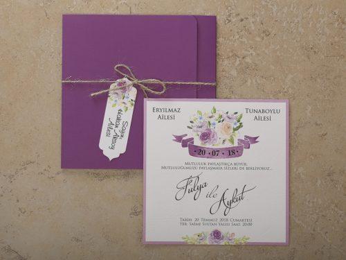 Hochzeitskarte Idonia