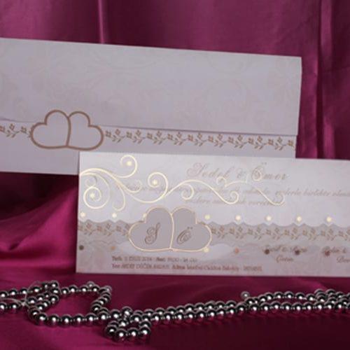 Hochzeitskarte Isabel