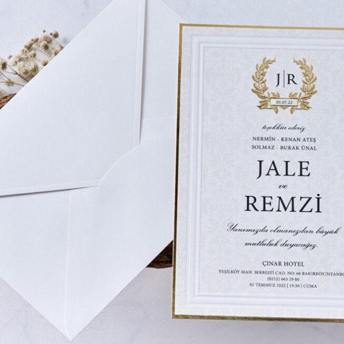 Hochzeitskarte Isakova 01