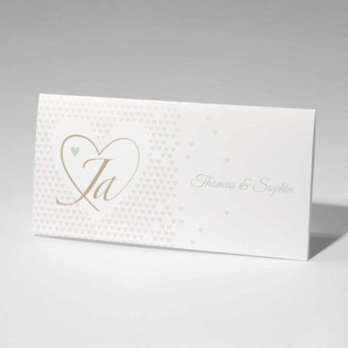 Hochzeitskarte Janella