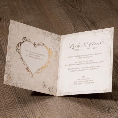 Hochzeitskarte Jolanda 02