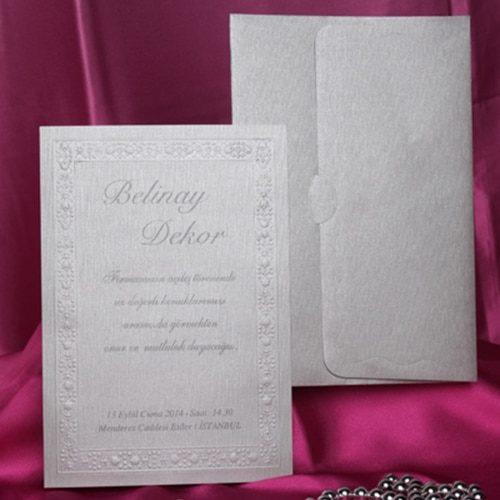 Hochzeitskarte Laurel 01