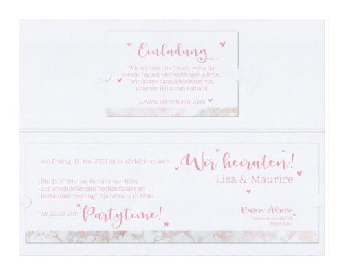 Hochzeitskarte Lina 02