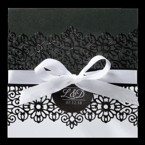 Hochzeitskarte Lisette 01