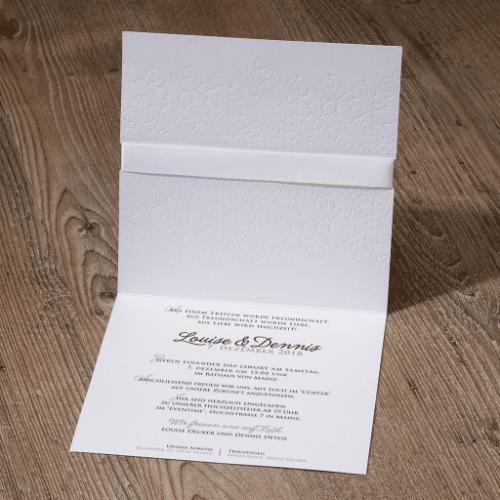 Hochzeitskarte Lisette 02
