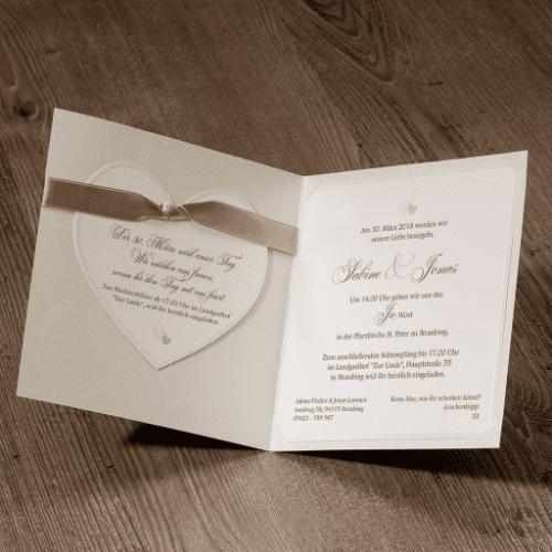 Hochzeitskarte Luana 02
