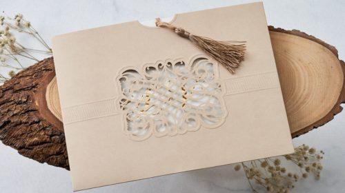 Hochzeitskarte Lucile 01