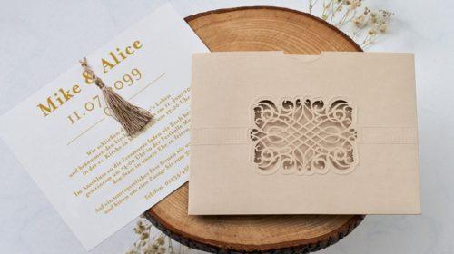 Hochzeitskarte Lucile 02
